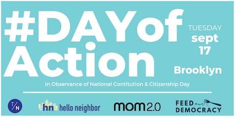 TueNight Live: #DayofAction tickets