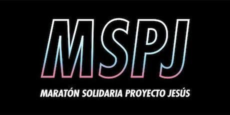 Maraton Solidaria Proyecto Jesus 3K entradas