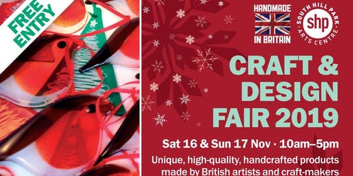 South Hill Park Craft Fair