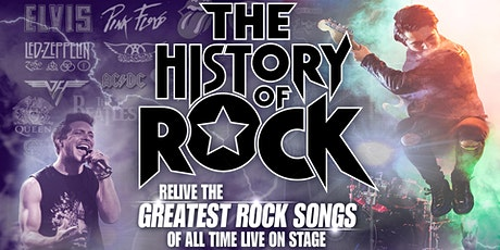 History of Rock! tickets