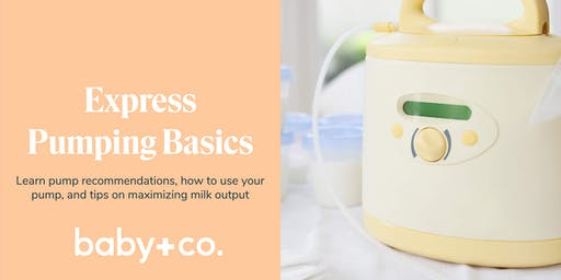 Express Pumping Basics Class