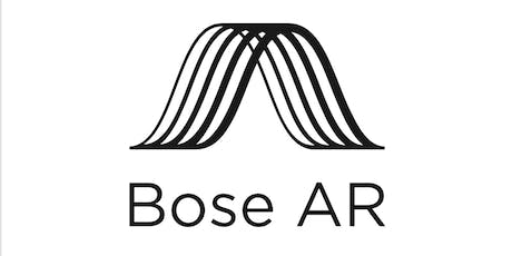 Bose AR Master Class at Raindance Film Festival tickets