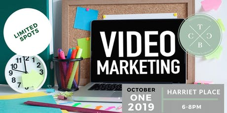 Video Marketing Workshop: How to use IG, Facebook & YouTube Video from TCC tickets