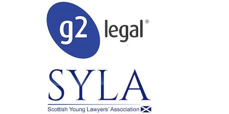 SYLA Launch Party 2019/2020 - Edinburgh tickets
