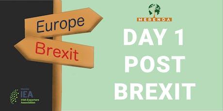 Merenda: Day 1 Post Brexit  tickets