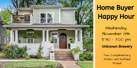 Home Buyer Happy Hour tickets