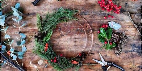 Workshop: Wreath-Making tickets
