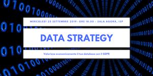 Data Strategy: valorizza economicamente il tuo...
