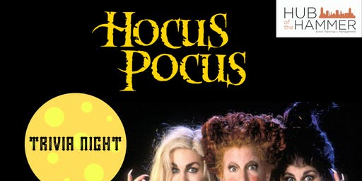 Hocus Pocus Trivia Night