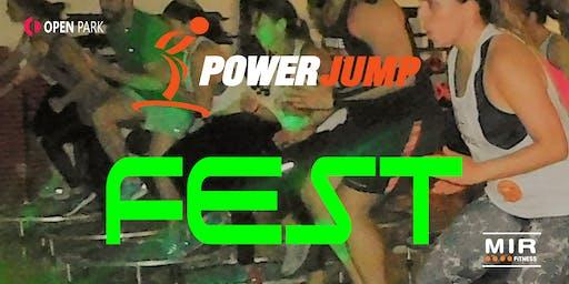 Power Jump Fest ** PREVENTA **