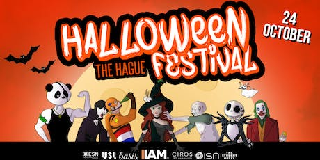 The Hague Halloween Festival 2019 tickets