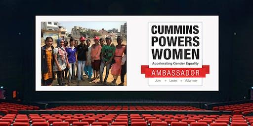 Cummins Powers Women Video #2 Premiere Party