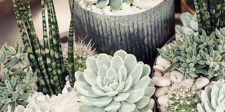 Make it & Take it: Succulent Garden tickets