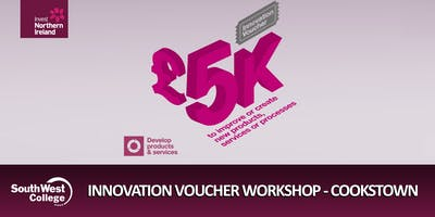 Innovation Voucher Workshop Cookstown