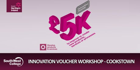 Innovation Voucher Workshop Cookstown  tickets