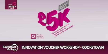 Innovation Voucher Workshop Cookstown  tickets
