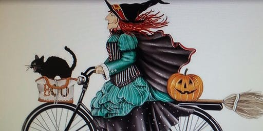 Bay Minette Witches Ride