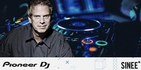 DJ Masterclass /w Clark Wohlert Tickets