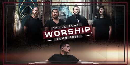 Small Town Worship Tour: Seventh Day Slumber & Nathan Sheridan