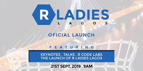 R Ladies Lagos Official Launch tickets
