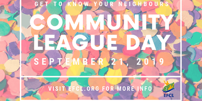 Community League Day at McLeod CL