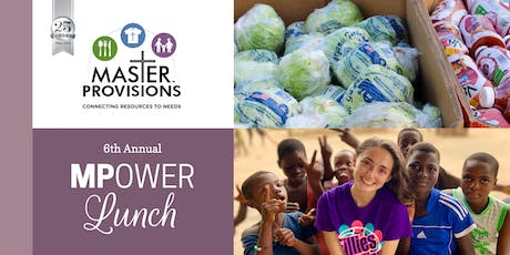 6th Annual MPower Lunch tickets
