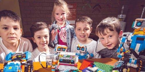 FIRST LEGO League Jr. (FLL Jr.)-How to Start a FLL JR Team Workshop