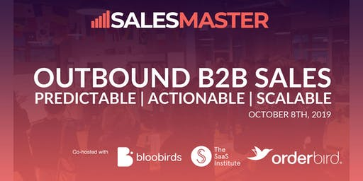 SalesMaster [Exec] | OUTBOUND B2B - Build & Scale Your B2B Sales Engine