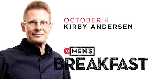 COTM Men's Breakfast with Kirby Andersen