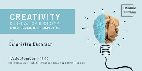 Creativity & Innovation Bootcamp: a neuroscientific perspective biglietti