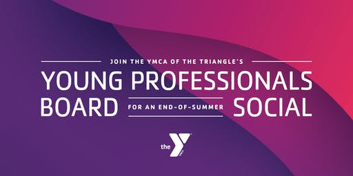 YMCA Young Professionals End-of-Summer Social