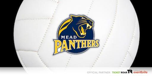 Mead vs Shadle Park Varsity Volleyball