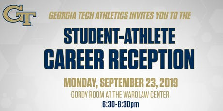 Georgia Tech Athletics Career Reception tickets