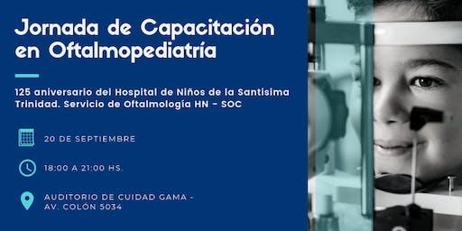 Jornada de Capacitación en Oftalmopediatria. HN - SOC