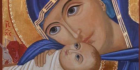 Icon Painting Workshop tickets