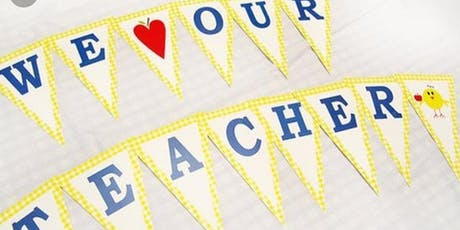 Teacher Happy Hour tickets