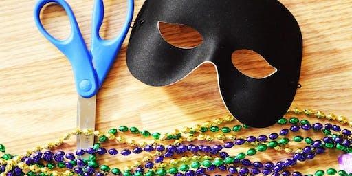 Teen Crafts: Decorating Masks