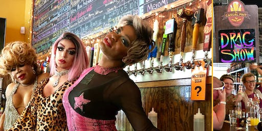 Drag Queen Show & Brunch at The Casual Pint, Oct 13th