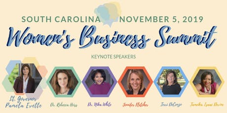 South Carolina Women's Business Summit tickets
