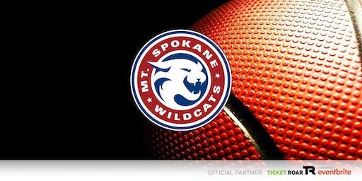 Mt Spokane vs North Central Varsity Basketball (Boys)