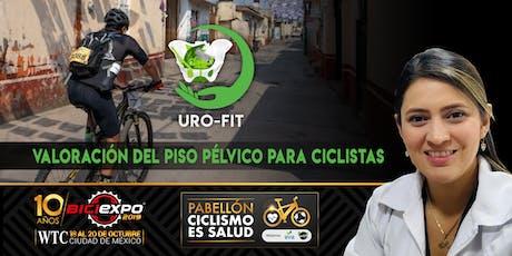 "Bici Expo México ""Fisioterapia del Piso Pélvico"" con Dra Lorena Ávila  (Pabellón Ciclismo es Salud) entradas"