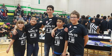 FIRST LEGO League (FLL)- How to Start a FLL Team Workshop tickets