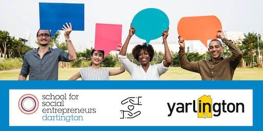 Information Session - Yarlington Housing Group Programme