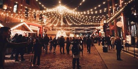 Beyond Campus - Toronto Christmas Markets tickets
