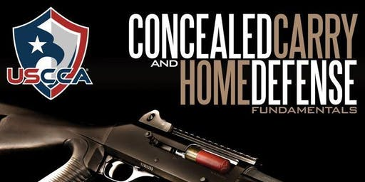 Concealed Carry & Home Defense Fundamentals- KS & MO