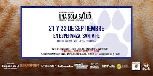 Conv. Regional UNA SOLA SALUD Córdoba - Santa Fe - Entre Ríos