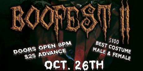 2nd Annual BooFest Phoenix tickets