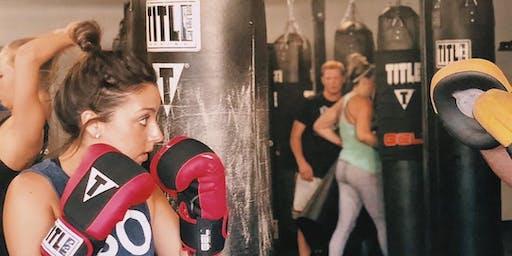 Community Boxing Class