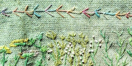 Slow Stitch Workshop