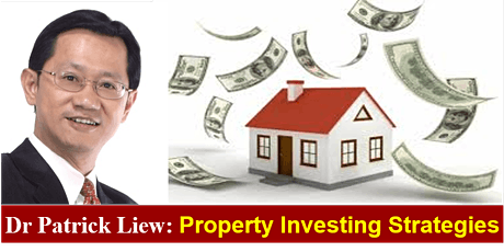 Invited Talk (Property Investing Strategies) by Dr Patrick Liew tickets